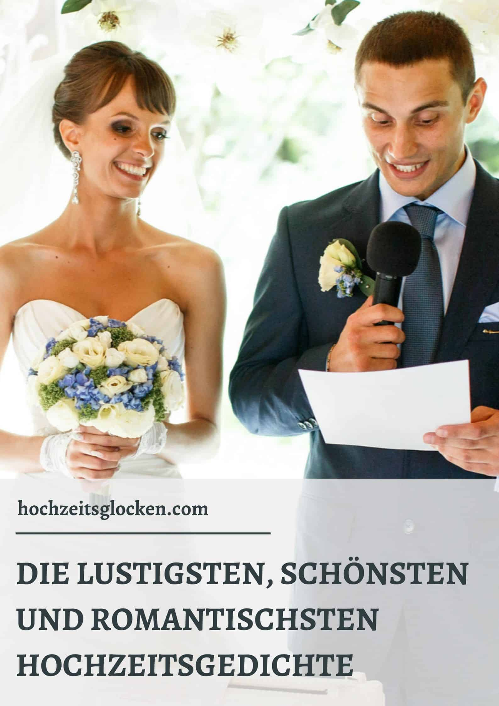 Die Lustigsten, Schönsten Und Romantischsten Hochzeitsgedichte