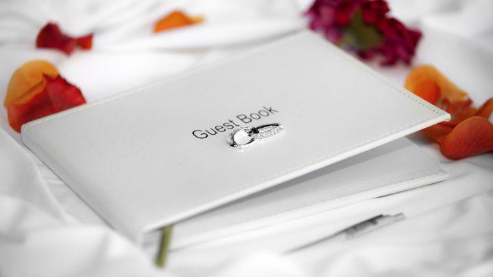 Gästebuch Für Hochzeit: Ein Unschätzbares Erinnerungsstück