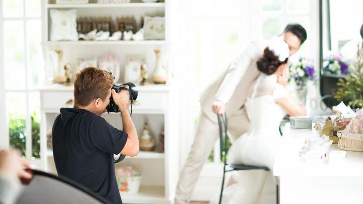 Hochzeitsfotos: Wenn Liebe mit der Linse eingefangen wird