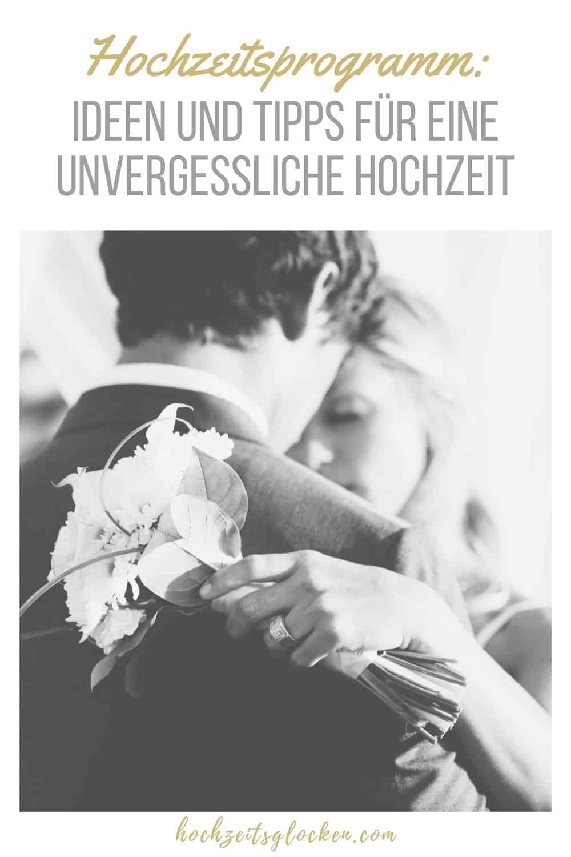 Hochzeitsprogramm: Ideen und Tipps für eine unvergessliche Hochzeit