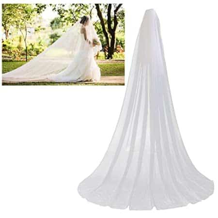 Frcolor Hochzeit Brautschleier