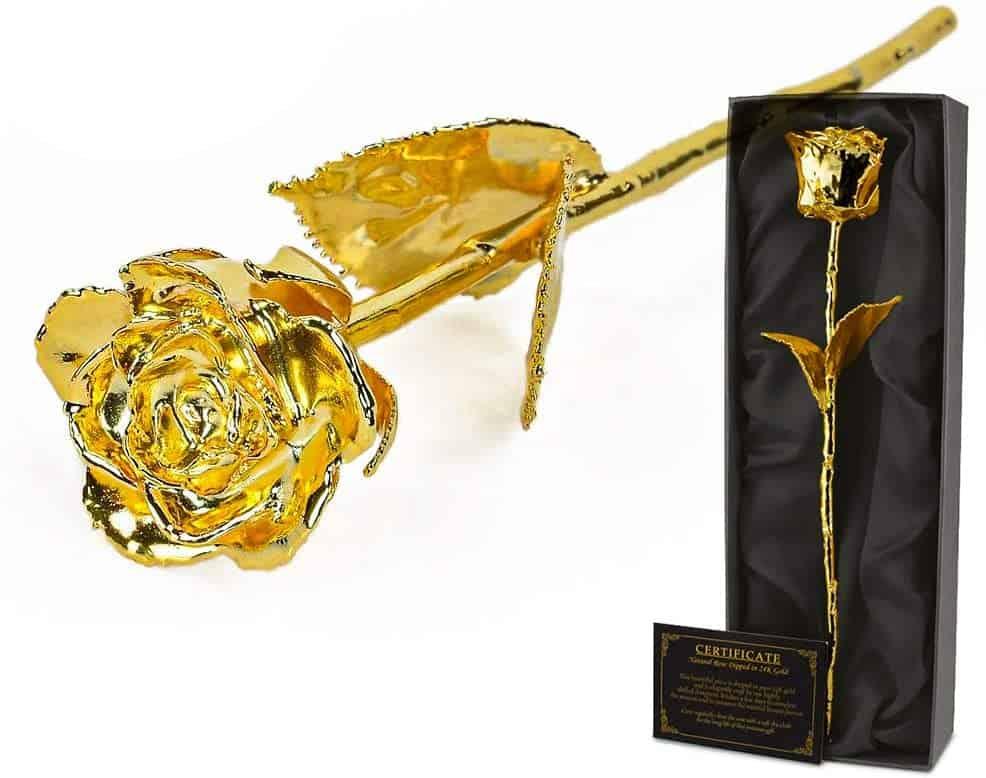 mikamax Goldene Rose