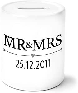 OWLBOOK Mr&Mrs Spardose