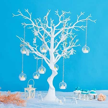 Nuptio - künstlicher weißer Baum