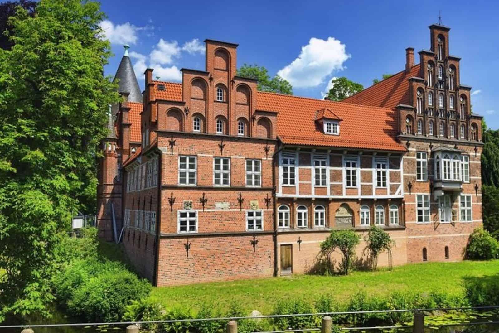 Bergedorf und Rieck Haus