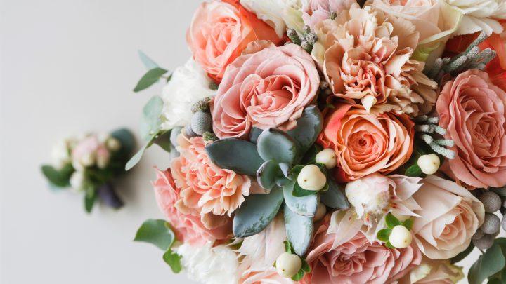 Hochzeitsblumen und ihre Bedeutungen & Verfügbarkeit