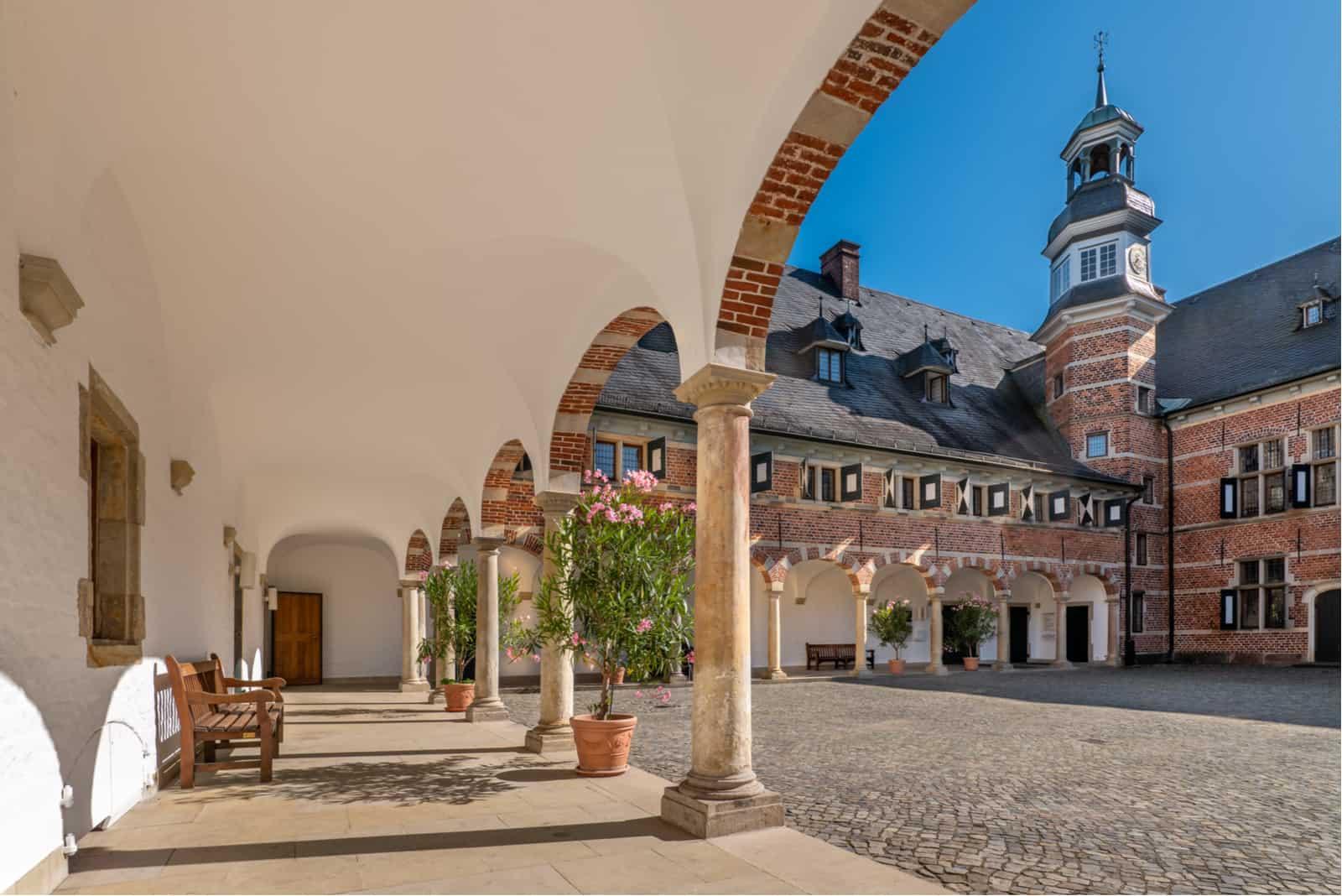 The Reinbek Schloss