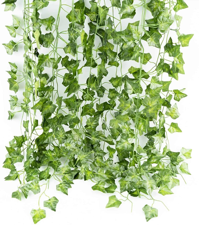 Efeu Künstlich Girlande-Hängepflanze