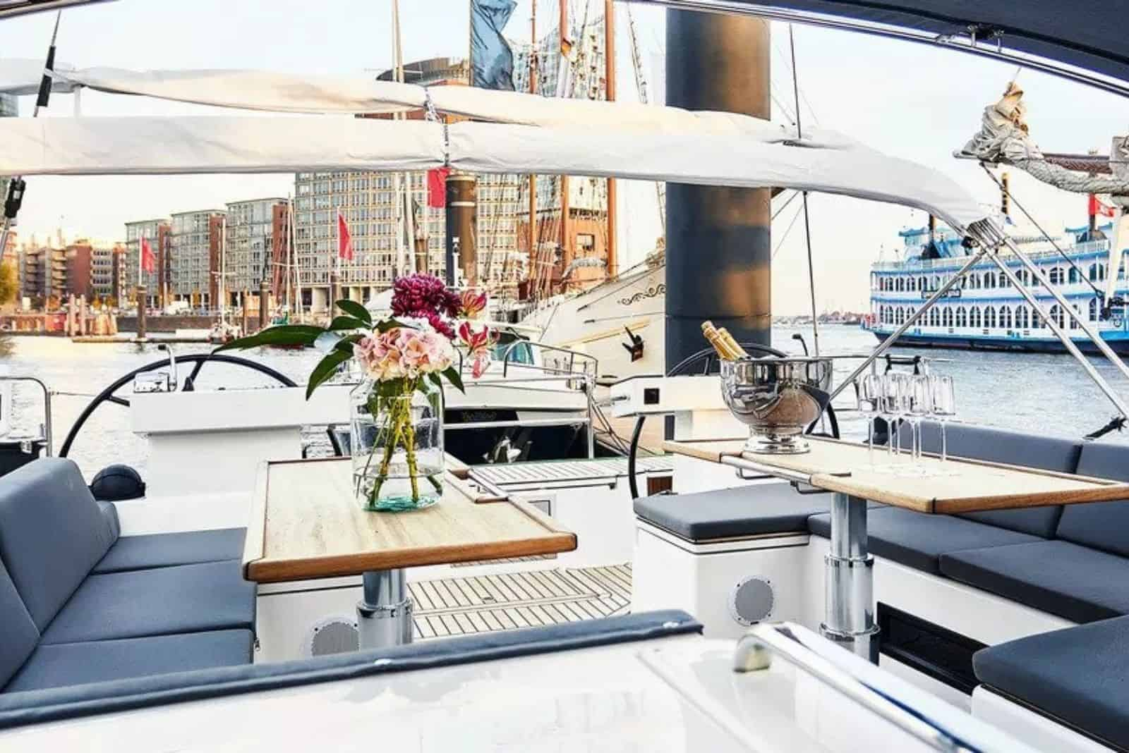 Yacht Beyond