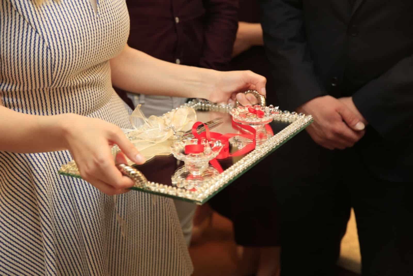 kiz isteme Türkische Verlobung