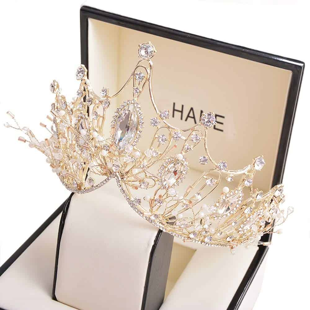 Moonight Wedding Crown
