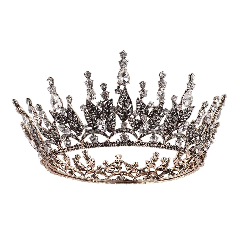 Sweetv Barockkönigin Krone