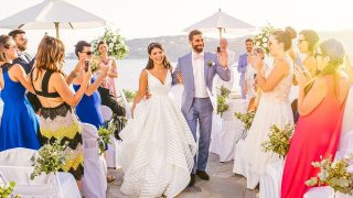 Griechische Hochzeit: Hochzeitsbräuche in Griechenland