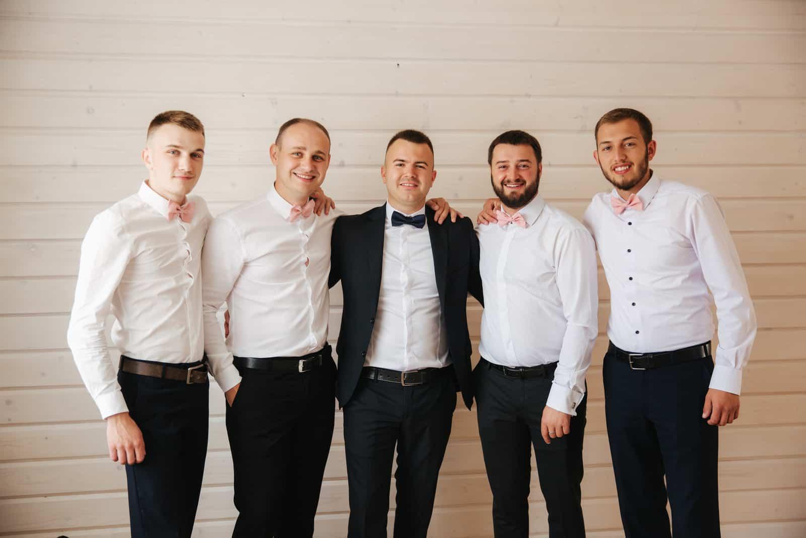 Hochzeit: Wie viele Trauzeugen darf man haben?