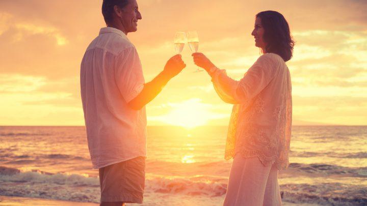 33 Jahre verheiratet: Bedeutung und Glückwünsche
