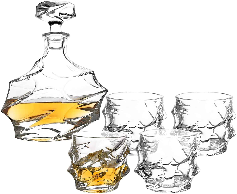 Polar-Effekt-Store Whisky-Set