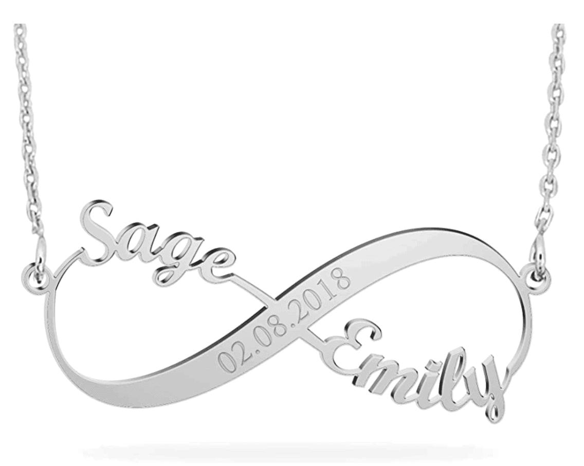 JOELLE JEWELERY personalisierte Halskette
