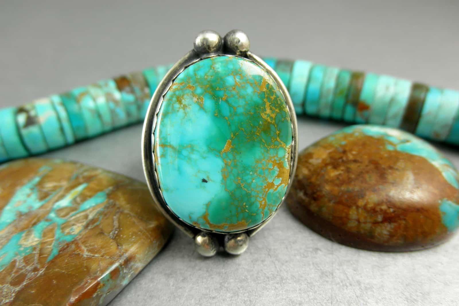turquoise stone jewelry