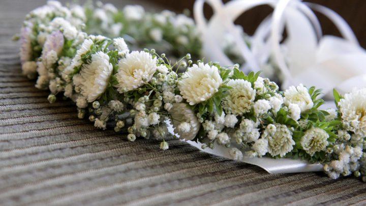 Hochzeitskranz: Ein Brauch, der zur beliebten Deko wurde