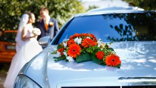 Autokorso Hochzeit
