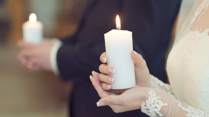 Hochzeitskerze: Der jahrhundertealte Hochzeitsbrauch modern gestaltet