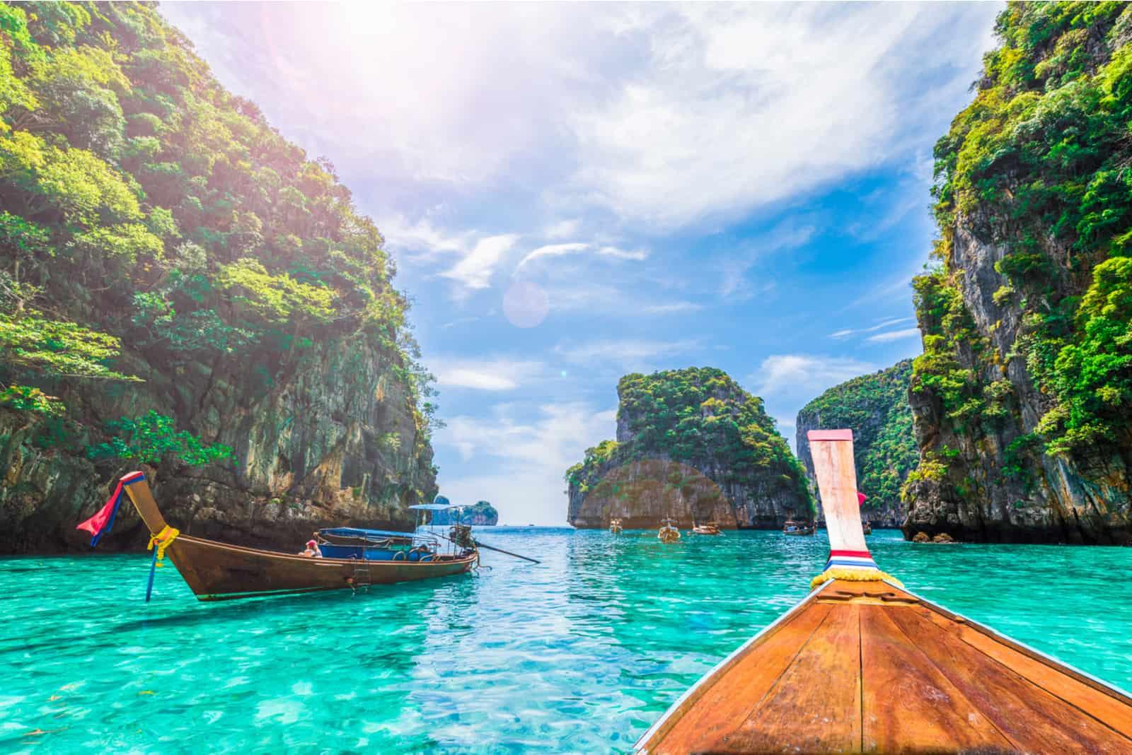 Phi Phi Insel, Thailand