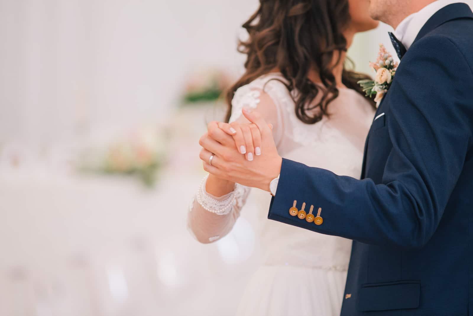 Brautpaar erster Tanz