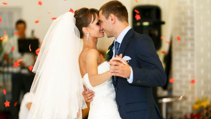 Hochzeitstanz: Der Augenblick, in dem zwei Seelen eins werden